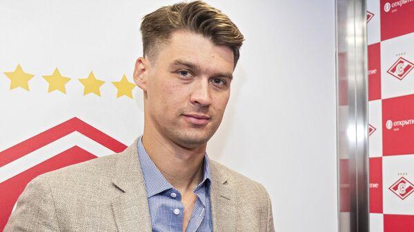 Генеральный директор московского Спартака Томас Цорн