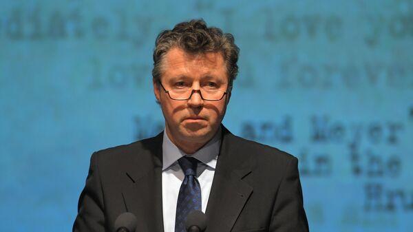 Чрезвычайный и полномочный посол Федеративной Республики Германия в РФ Геза Андреас фон Гайр