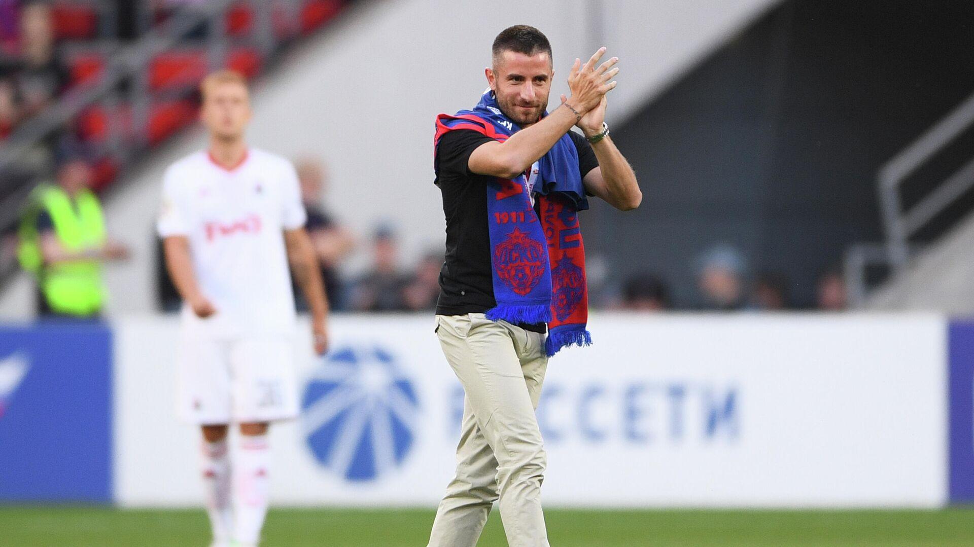 Футболист Зоран Тошич - РИА Новости, 1920, 18.06.2021