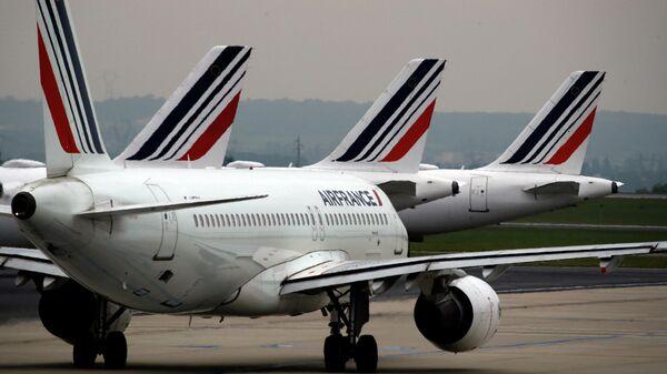 Аэропорт во Франции