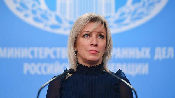 Захарова прокомментировала инцидент на армяно-азербайджанской границе