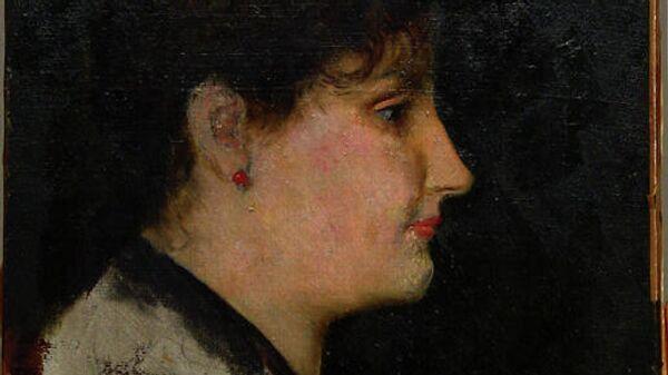Картина Женский портрет Эдуарда Мане