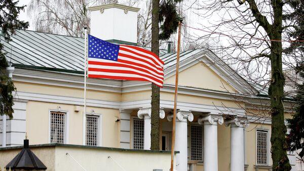 Посольство США в Минске