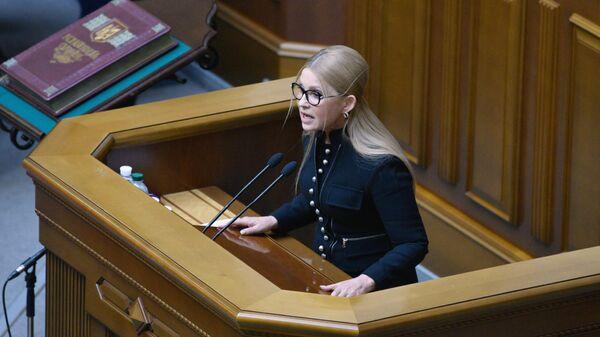 NYT: нью-йоркская фирма откупилась от Тимошенко, чтобы избежать суда