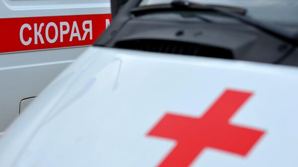 Автомобили скорой медицинской помощи