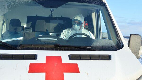 Медицинские работники в Челябинске