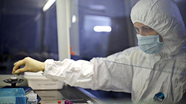 Микробиологическая лаборатория ФБУЗ  Центр гигиены и эпидемиологии в Краснодарском крае