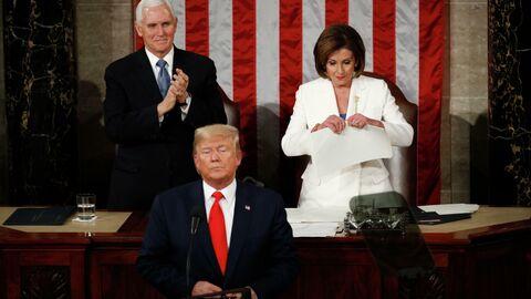 И Хуан с ним. Дональд Трамп все свое принес в конгресс