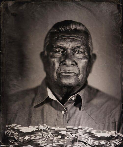 Adams Paul Luther. Работа финалиста конкурса International Photography Exhibition 162
