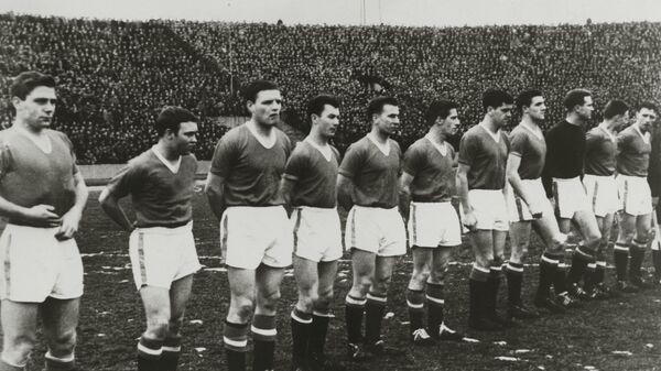 Малыши Басби - футболисты Манчестер Юнайтед, разбившиеся в авиакатастрофе