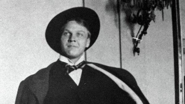 Федор Шаляпин. Архивное фото