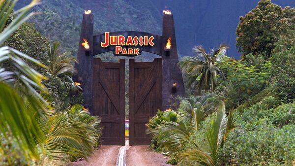 Кадр из фильма Парк Юрского периода 3D