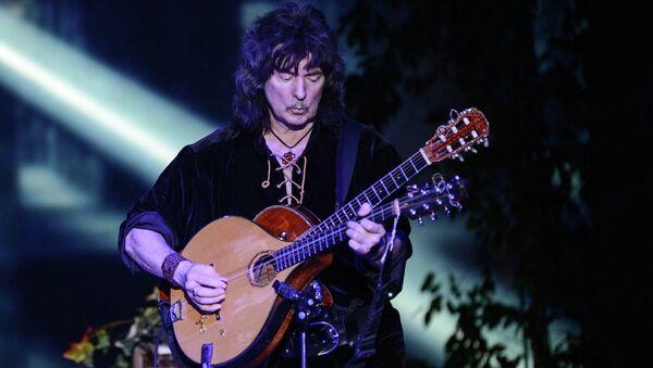 Концерт Blackmore's Night в Москве. Архивное фото