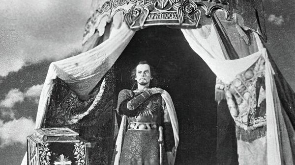 Кадр из фильма Иван Грозный