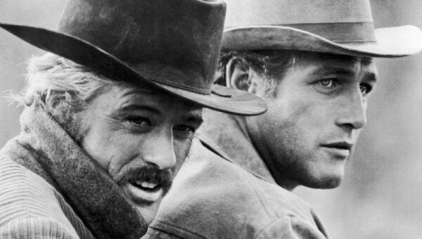 Кадр из фильма Бутч Кэссиди и Санденс Кид, 1969 год
