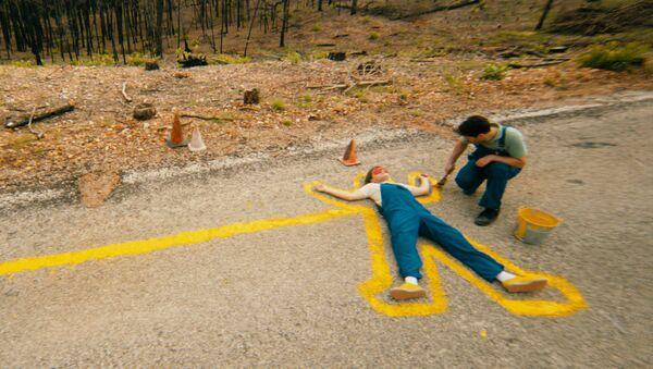 Кадр из фильма Повелитель лавин