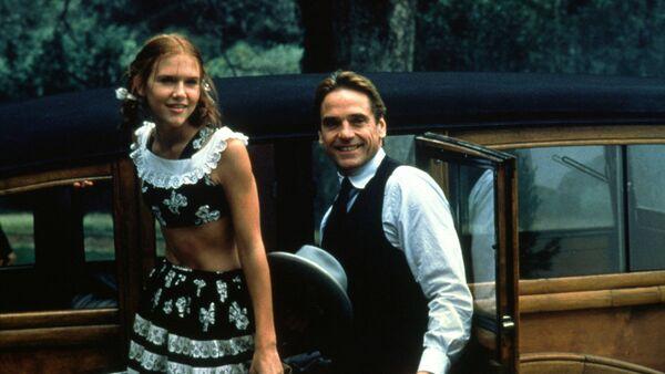Кадр из фильма Лолита