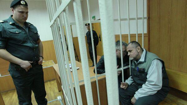Заседание суда по делу Петра Хомякова