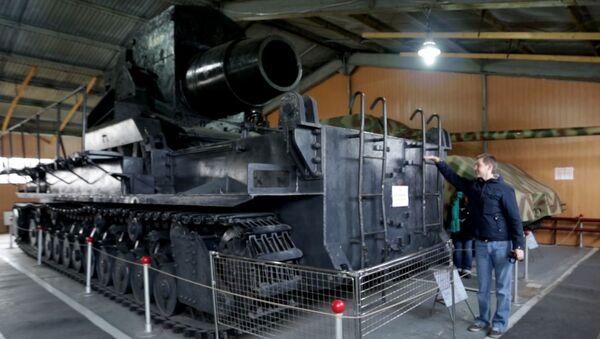 Здесь был я: крупнейший в мире музей танков и солнечный телескоп в Звенигороде