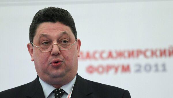 Михаил Акулов. Архивное фото