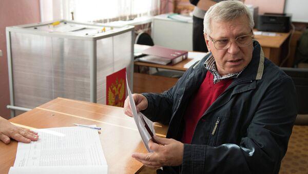 Василий Гончаров. Архивное фото