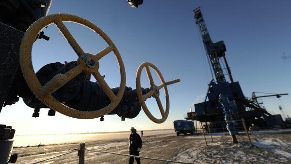Газовая буровая установка