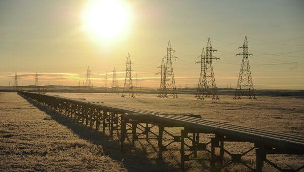 Путин дал старт запуску газопровода Ухта— Торжок-2