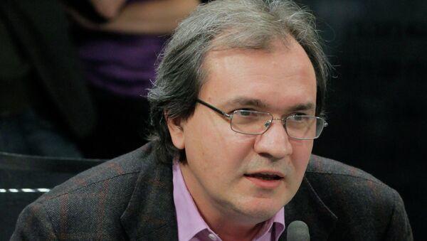 Гендиректор медиахолдинга Эксперт Валерий Фадеев. Архив