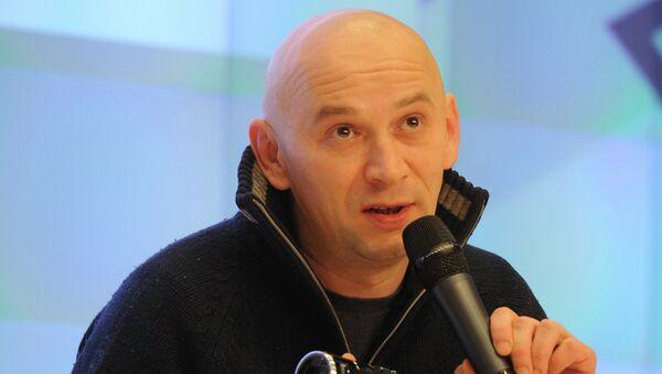 Александр Расторгуев на Открытом показе фильма Я тебя не люблю
