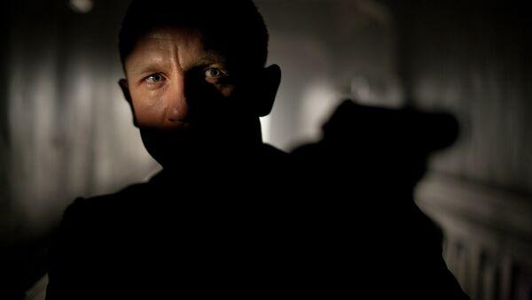 Дэниел Крэйг в роли Джеймса Бонда фильме 007: Координаты Скайфолл