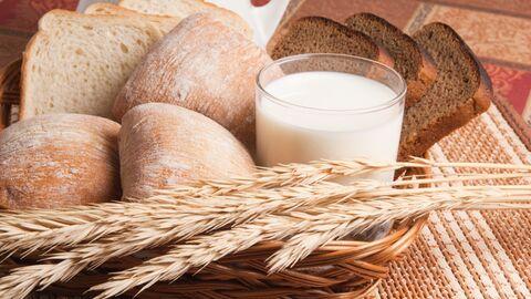 Молочная и хлебобулочная продукция
