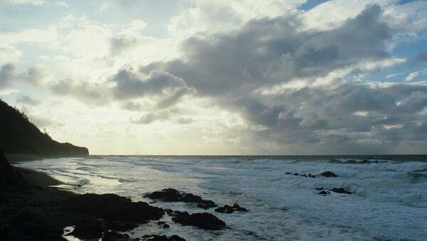 Охотское море. Архив