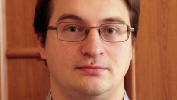 Старший научный сотрудник лаборатории экономико-социологических исследований НИУ ВШЭ Иван Павлюткин