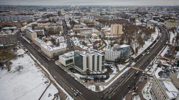 Минск. Архивное фото