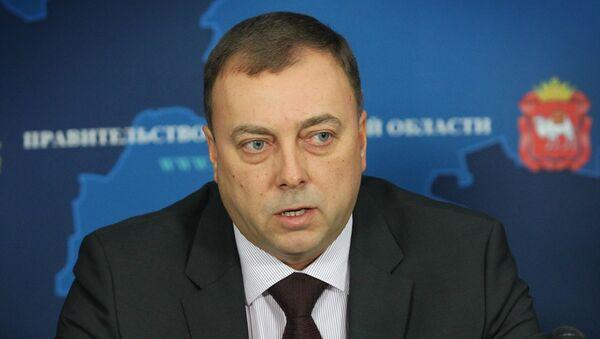Задержан министр здравоохранения Челябинской области В.Тесленко