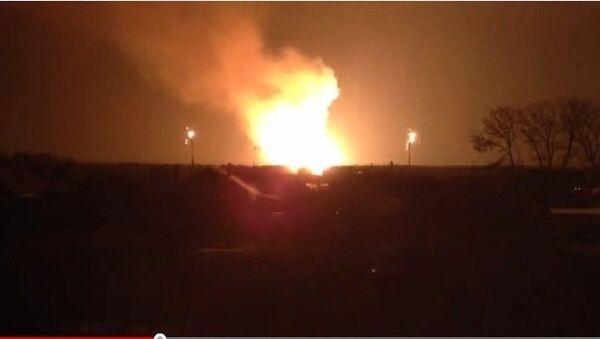 Взрыв газа в щелковском районе