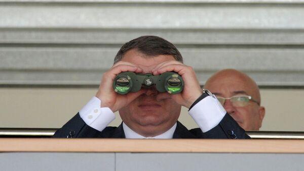 Экс-министр обороны РФ Анатолий Сердюков. Архив