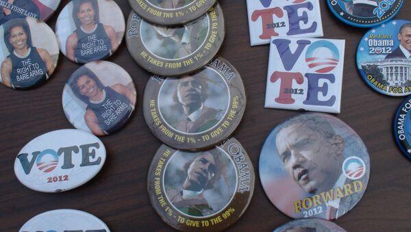 Выборы в США. Архив