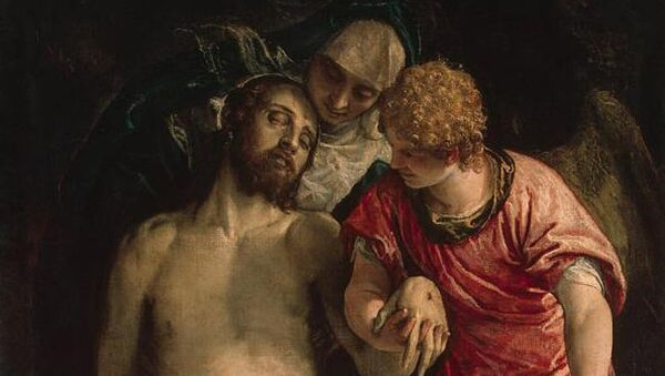 Паоло Веронезе Оплакивание Христа