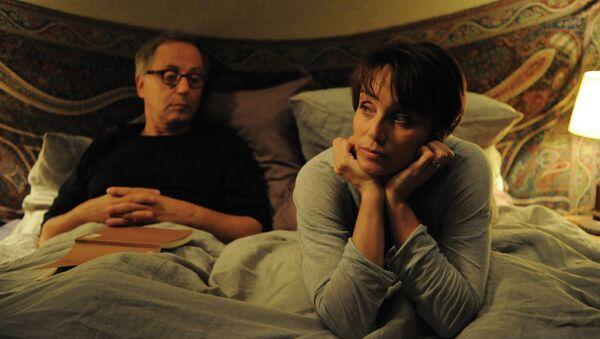 Кадр из фильма «В доме»