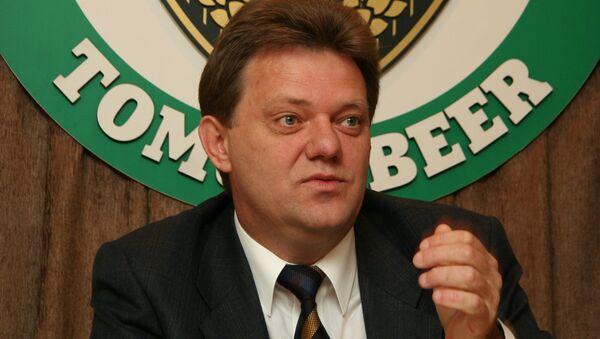 Иван Кляйн, директор ОАОТомское пиво, депутат ГД Томской области
