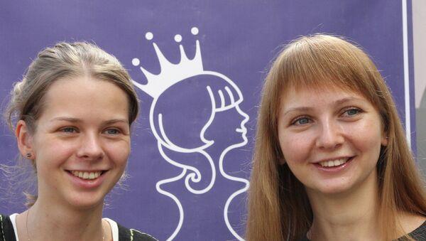 Татьяна Косинцева и Надежда Косинцева (слева направо)