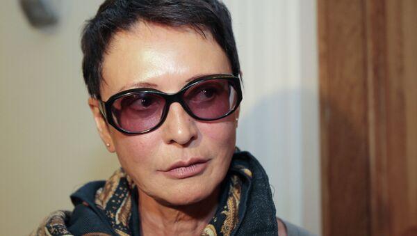 Политик Ирина Хакамада. Архивное фото
