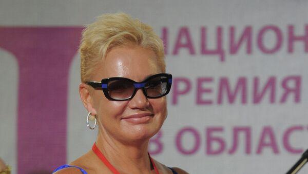 Генеральный директор телеканала Подмосковье Наталья Кудряшова. Архив