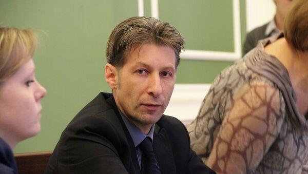 Марк Красильщик, директор департамента ЖКХ Костромской области, архивное фото