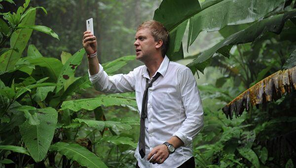 Кадр из фильма Джунгли