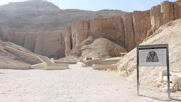 Долина царей, Луксор, Египет