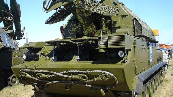 Зенитно-ракетная система Тор-М1