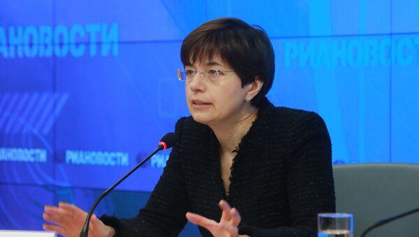 Ксения Юдаева, архивное фото