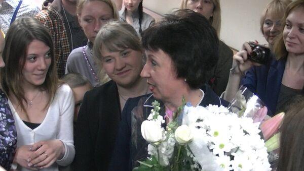 Бывший завуч школы номер 575 в Петербурге Татьяна Иванова
